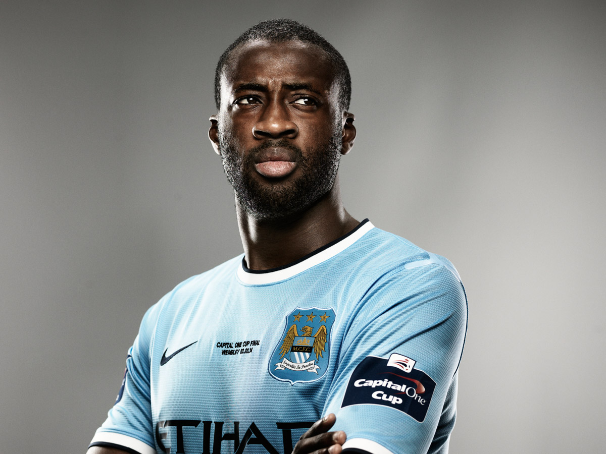 , Manchester City Star Yaya Toure To Donate £100,000 To Manchester Attack Victims, Latest Nigeria News, Daily Devotionals & Celebrity Gossips - Chidispalace