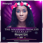 VOTE MARGRET EJIM IN THE NIGERIAN PRINCESS 2017