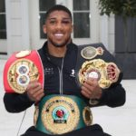 Nigerian Government To Invite Anthony Joshua To The Country