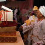 Despite Mother's opposition: Obasanjo's son weds daughter of 'Baba Ijebu' – SEE PHOTOS