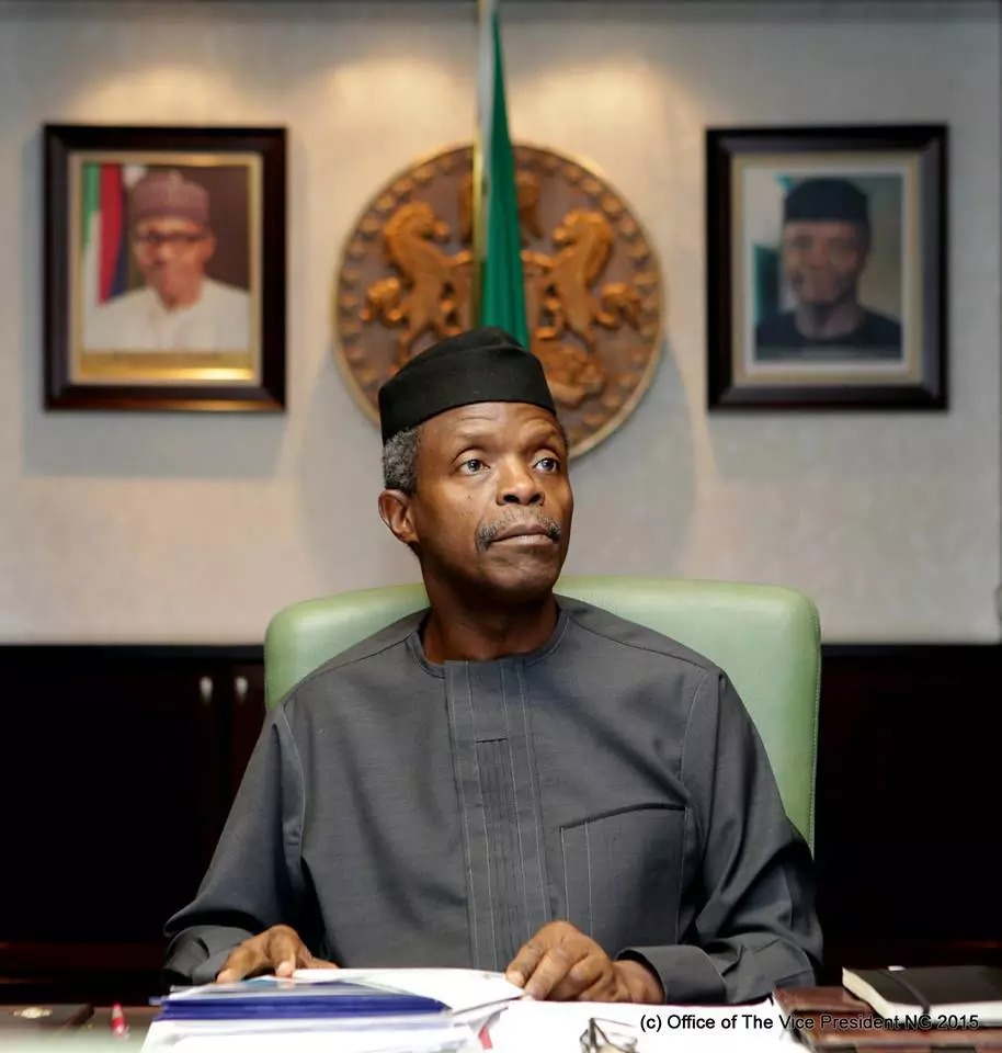 acting president, Acting President Osinbajo meets Dogara, Reps behind closed door, Latest Nigeria News, Daily Devotionals & Celebrity Gossips - Chidispalace