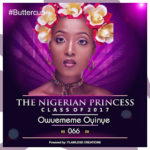 VOTE OWUEMEME OYINYE IN THE NIGERIAN PRINCESS 2017