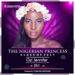 VOTE OZI JENNIFER IN THE NIGERIAN PRINCESS 2017