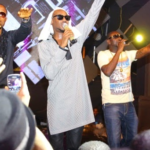 'Settle your feud, we are not boys anymore' — Faze tells 2baba, Blackface