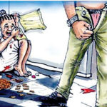 OMG!!! Police Arrest 20-Year-Old Who Defiled 9 year old girl