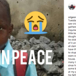This is Heartbreaking! Father Beats His Own Little Boy To Death In Port Harcourt