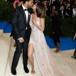 Selena Gomez and The Weeknd make red carpet debut at Met Gala with KISSES