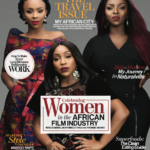 Gorgeous Rita Dominic, Boity Thulo & Yvonne Okoro Cover Glam Africa Magazine