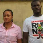 PHOTO:  Brother And Sister Sentenced To 2 Years In Prison For Scamming An American On The Internet