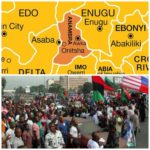 BIAFRA UPDATE: Onitsha, Awka become 'ghost' cities as residents comply with sit-at-home order