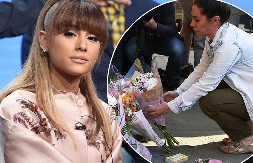 Ariana Grande Offers To Pay For Manchester Bombing Victims' Funerals