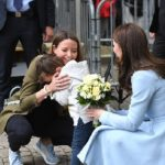 Overwhelmed Little Boy Bursts Into Tears After Meeting Duchess Kate In Luxembourg