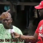WTH! Nigerian Men Speak About Turning GAY For N30m