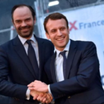 French President, Emmanuel Macron names Edouard Philippe as Prime Minister
