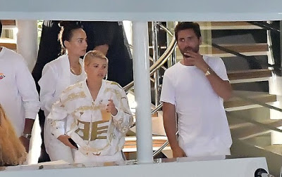 , Music Icon Lionel Richie Monitors Daughter On Facetime As She Spends Time With Scott Disick In France, Latest Nigeria News, Daily Devotionals & Celebrity Gossips - Chidispalace