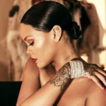 GOSSIPS: Sexy Rihanna shows off her new Jewelry collection -PHOTOS