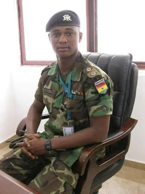 , Graphic photos: Military officer 'mistaken' for armed robber lynched and burnt to death by mob in Ghana, Latest Nigeria News, Daily Devotionals & Celebrity Gossips - Chidispalace