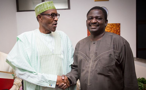 Photo of Stunning Femi Adesina's Article To Those Wishing Death On President Buhari