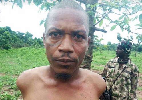 Army, Army Arrests Wanted Notorious Kidnapper Along Abuja-Kaduna Road, Latest Nigeria News, Daily Devotionals & Celebrity Gossips - Chidispalace