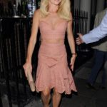 NEARLY-NUDE Britain's Got Talent's Amanda Holden steps out in ANOTHER racy dress