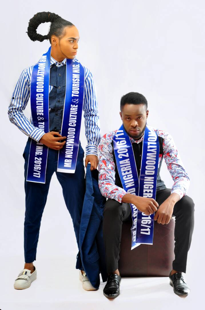 What A Cucumber Beauty Queen Can't Do, Handsome King Can Do It Better - See Photos