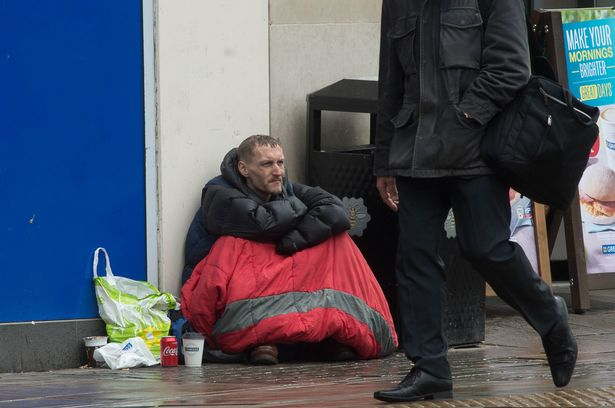 Manchester Attack Hero, Homeless: Manchester attack hero pictured 'back on street' is living in hotel, Latest Nigeria News, Daily Devotionals & Celebrity Gossips - Chidispalace
