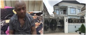 Notorious Kidnapper EVANS Has Two Mansions In Magodo, More In Accra + His Ways Of Operation Revealed