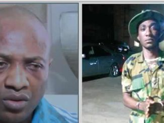 Police arrest Soldier who worked for The Notorious Kidnapper Evans, got N6.5m