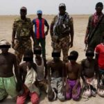 Breaking News: Nigerian Troops rescue nine minors in Borno