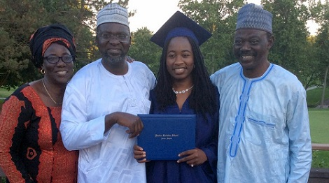 , Wow! Two Chibok Girls Who Escaped From Boko Haram Graduate in US, Latest Nigeria News, Daily Devotionals & Celebrity Gossips - Chidispalace