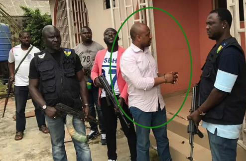 The Notorious Kidnapper, Police Yet To Decide On Evans, The Notorious Kidnapper's Arraignment, Latest Nigeria News, Daily Devotionals & Celebrity Gossips - Chidispalace