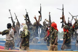 Niger Delta Militants Insist on Quit To Northerners