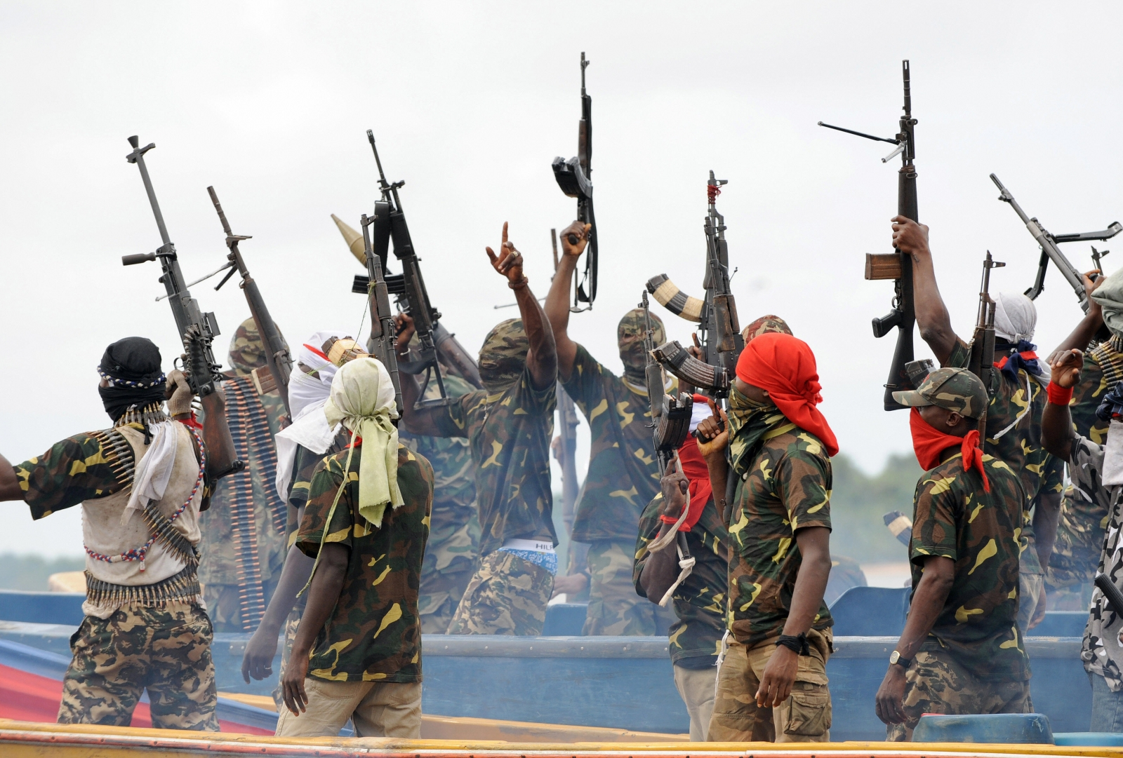 Niger Delta, Niger Delta militants blow hot, vow to attack soldiers on Crocodile Smile II