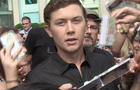 American Idol Scotty McCreery Busted For Loaded Gun At Airport