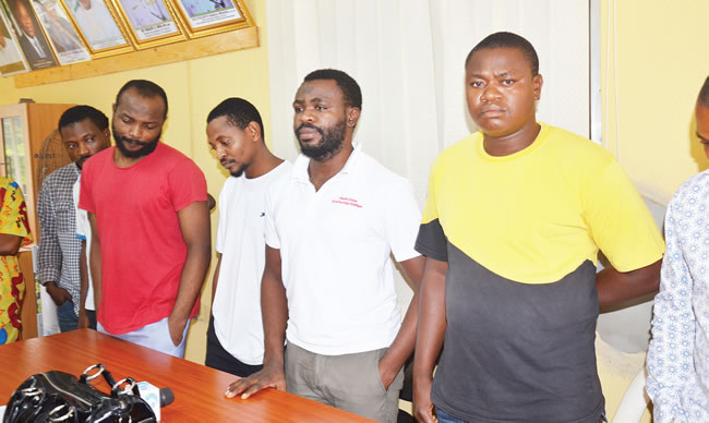 Bankers arrested for defrauding customers of N150m