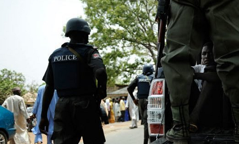 Man arrested for allegedly enticing underage girls with N500 to fondle his manhood