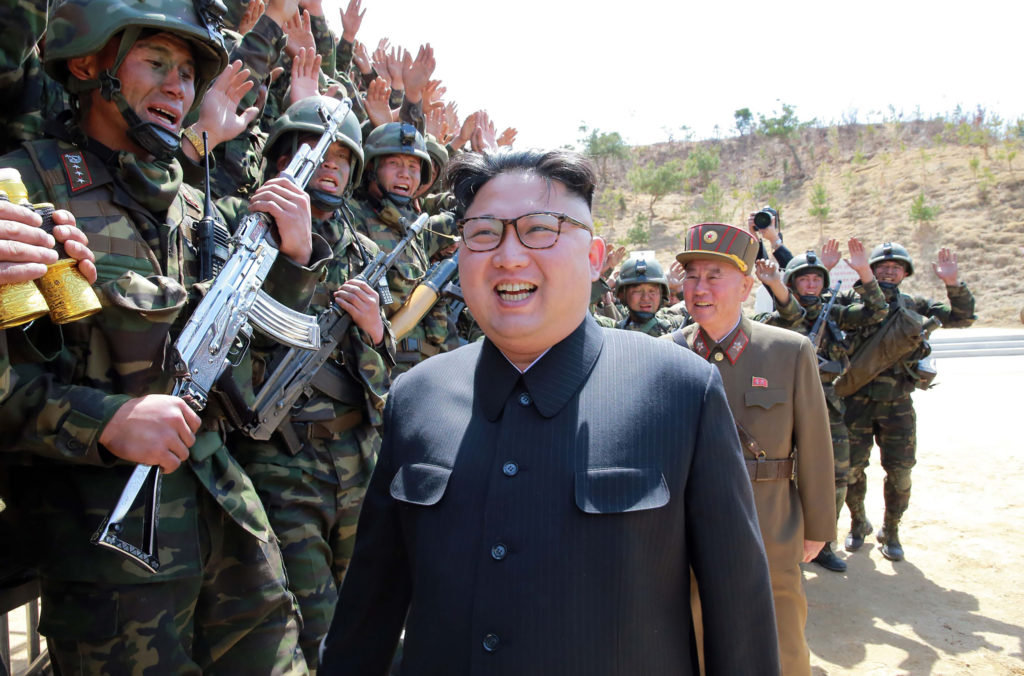 North Korea fires missile at Japan - PM confirms Kim Jong-Un strikes