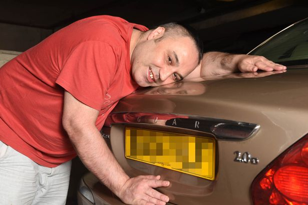 British, Photos: Bizarre man who had se3x with his car, Latest Nigeria News, Daily Devotionals & Celebrity Gossips - Chidispalace