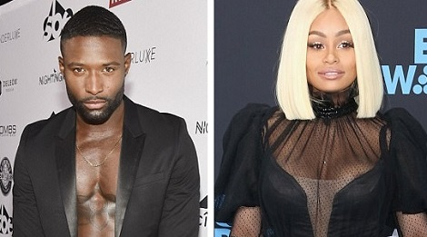 Musician/actor Pilot Jones isn't mincing words when it comes to his ex Blac Chyna