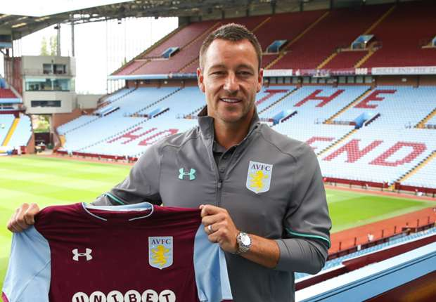 Photo of John Chelsea Ex Skipper Terry Named Aston Villa Captain