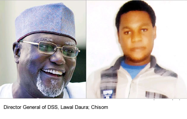 Photo of Latest: DSS operatives abduct pastor, rob siblings of phones, money
