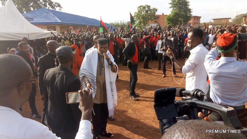 IPOB, IPOB rejects quit notice withdrawal, urges Igbo to leave North