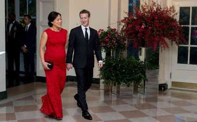 Photo of Mark Zuckerberg becomes the third richest person in the World