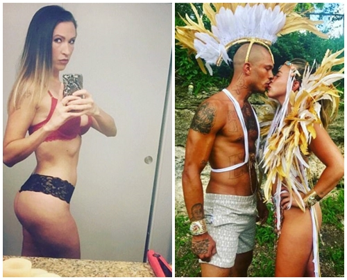 Meeks, 'From Ex-con to Ex-Wife' – Hot Felon' Jeremy Meeks' ex- Melissa Meeks releases poster for her divorce party