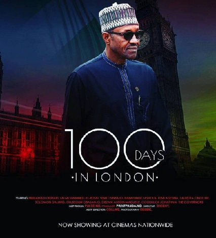 Buhari 100 days In London, Buhari 100 days In London (A Movie You Must Watch), Latest Nigeria News, Daily Devotionals & Celebrity Gossips - Chidispalace