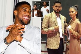 Anthony Joshua, 'It wasn't me': Anthony Joshua's hilarious response to 'cheating allegations', Latest Nigeria News, Daily Devotionals & Celebrity Gossips - Chidispalace