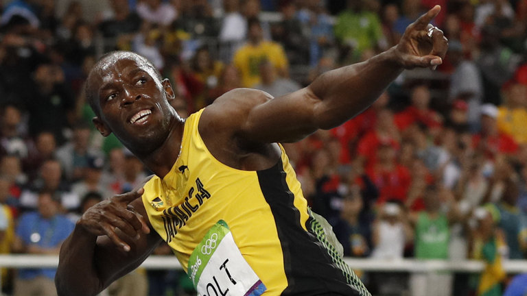 Usain bolt, Official: Usain Bolt set for Manchester United debut, Latest Nigeria News, Daily Devotionals & Celebrity Gossips - Chidispalace