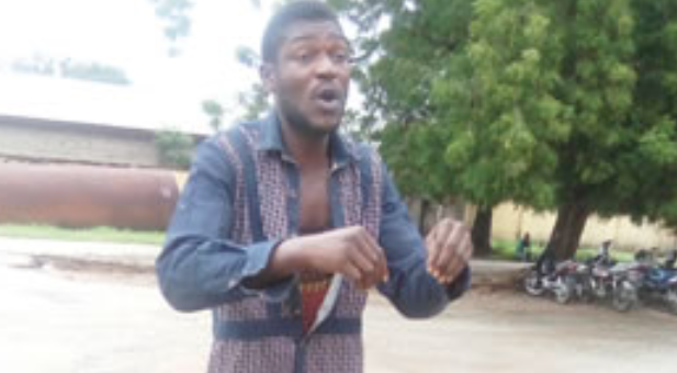 Photo of Police Forced Me To Admit To Crime – Suspect