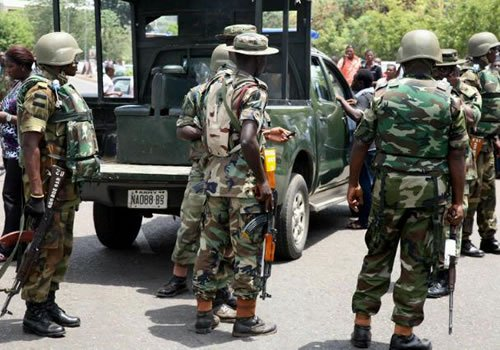 Photo of Operation Python Dance: Human Rights Commission cautions Nigerian military on activities