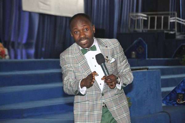 Photo of Bombshell: '2019 election will not hold' – Apostle Suleman says in fresh prophecies
